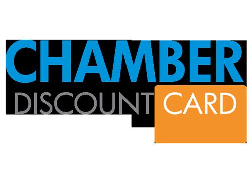 Chamber Discount Card Program