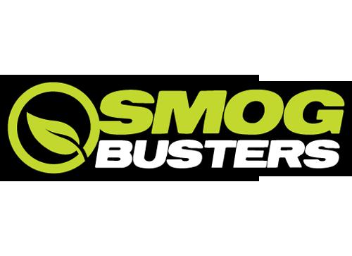 Smog Busters logo